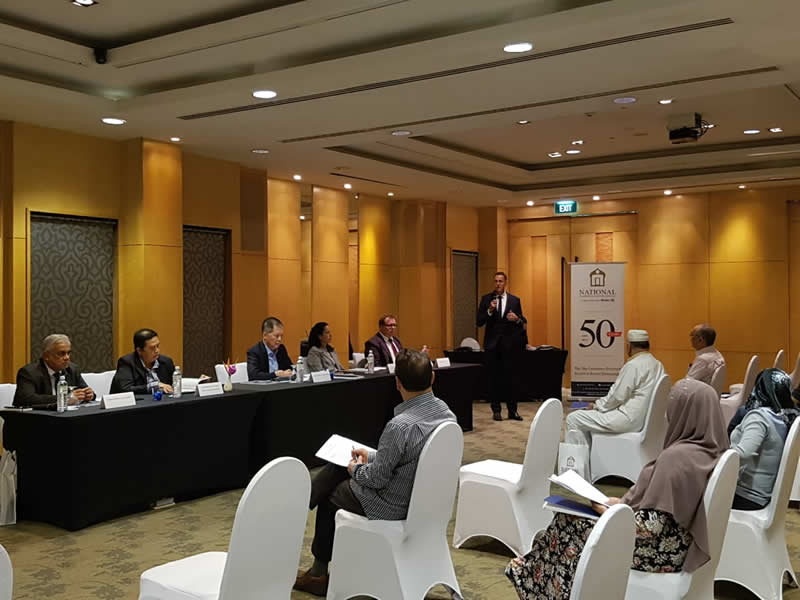 26 June 2020 – Annual General Meeting at Radisson Hotel